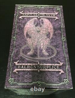 Saint Seiya Myth Cloth Rune Balrog New Sealed Bandai