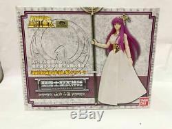 Saint Seiya Myth Cloth Saori Kido Athena God Action Figure Bandai Toy