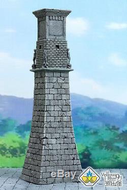 Saint Seiya Myth Cloth Scene Belfry Gray