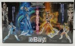 Saint Seiya Myth Cloth Steel set Bandai from Japan F/S