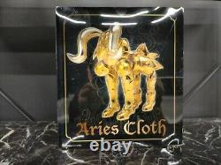 Saint Seiya Myth EX Aries Mu Revival Ver Action Figure BANDAI SPIRITS Cloth 2021