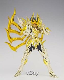 Saint Seiya Myth EX Cancer Deathmask God Cloth Soul of Gold action figure Bandai
