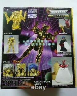 Saint Seiya Myth Gold Cloth Bandai Gemini Saga Grand Pope Ares Action Figure
