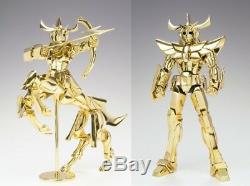 Saint Seiya Sagitario Myth Cloth Fake Version, Bandai Original
