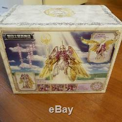 Saint Seiya Saint Cloth Myth Goddess Athena Kido Saori figure Bandai