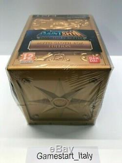 Saint Seiya Sanctuary Battle Myth Cloth Box Edition Ps3 New Sealed Pal