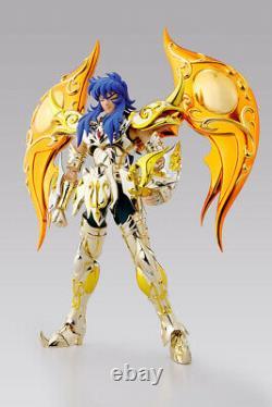 Saint Seiya Scorpio Milo Myth Cloth Ex Soul Of Gold Bandai Pre-order