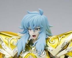 Saint Seiya Soul of Gold Myth Cloth EX God Pisces Aphrodite Figure Bandai