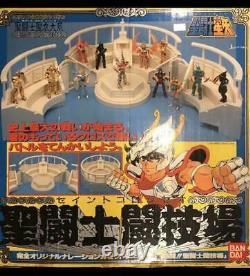 Saint Seiya Vintage Collosium Colosseum Bandai Saint Cloth Myth