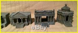 Set 12 Maisons Temple Gold Or Saint Seiya + 2 Bonus New No Myth Cloth Ex Athena