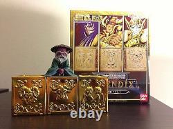 Soul Web LTD Saint Seiya Saint Cloth Myth Appendix Gold Cloth Pandora Box Vol. 1