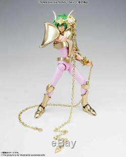 TAMASHII Saint Seiya Myth EX Andromeda Shun Cloth Golden Limited Edition Bandai