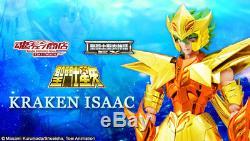 Tamashii Shop Bandai Saint Seiya Cloth Myth EX Kraken Isaac