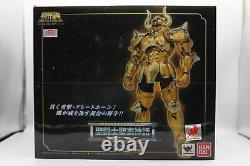 Taurus Aldebaran Gold Cloth Saint Seiya Myth Cloth EX Tamashii BANDAI