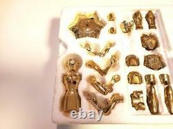 USED Saint Seiya Myth Gold Cloth Gemini Saga Grand Pope Ares Bandai