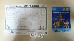Vintage Saint Seiya Mermaid Scale Myth Cloth 1988 Bandai EXCELLENT CONDITION